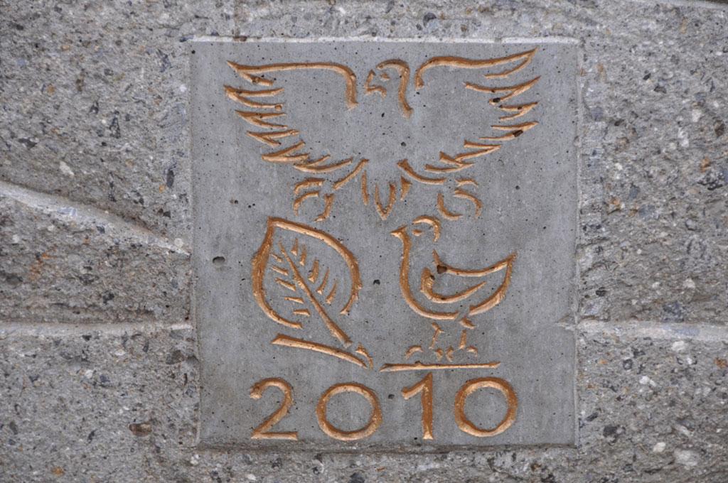 Bildhauerei-Grabzeichen-A